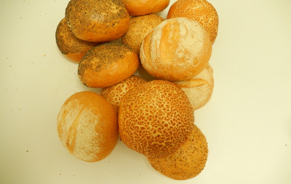 Diverse harde broodjes