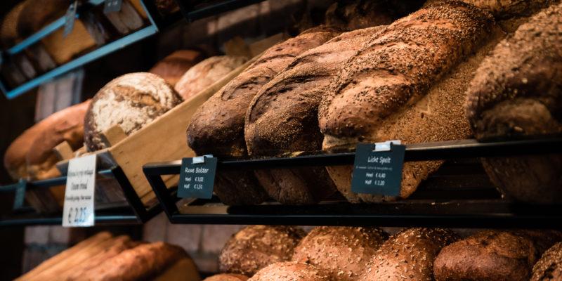 Dagelijks vers brood